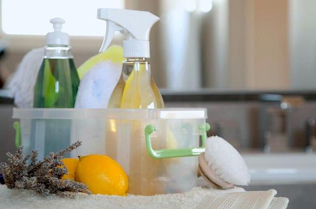 Disinfettante Bagno Naturale : Soluzioni naturali per la pulizia del bagno