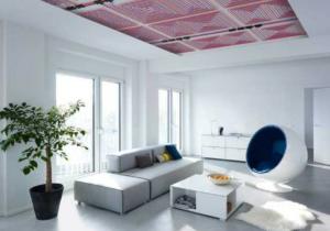 Riscaldamento a soffitto
